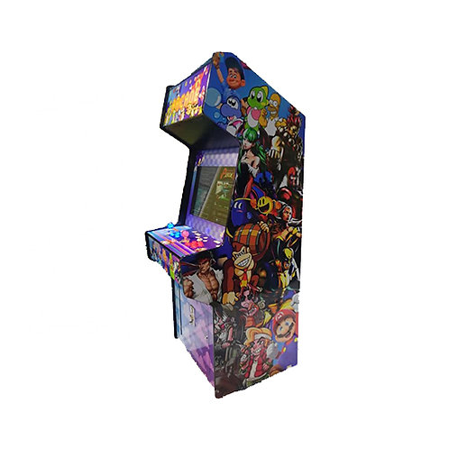 video arcade game rental singapore