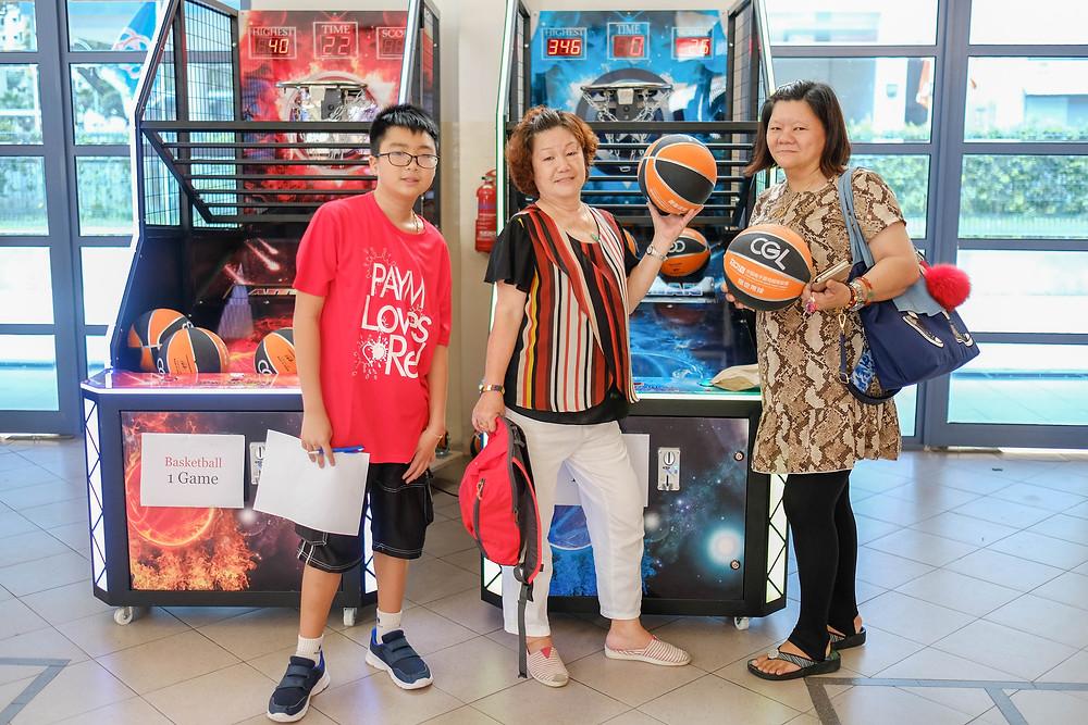 arcade games singapore