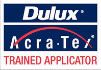 Dulux AcraTex Trained