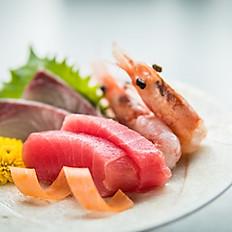 Sashimi platter for 1 pax