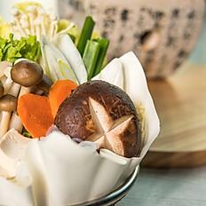 Vegetable cream hotpot
