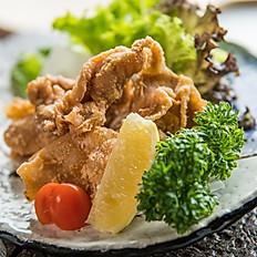 Japanese chicken karaage