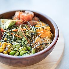Mixed poke salad