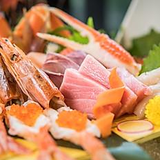 Sashimi platter (5 kinds)