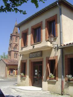 Mairie Sainte-Foy-d'Aigrefeuille