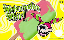 Blue Bunny Watermelon Whirl