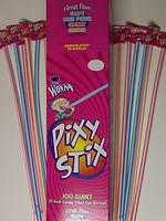 Wonka Giant Pixy Stix