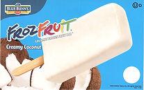 Blue Bunny Coconut Fruit Bar