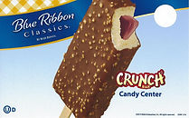 Blue Ribbon Candy Center Crunch
