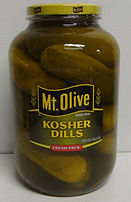 Kosher Dill Pickle
