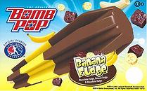 Blue Bunny Banana Fudge Bomb Pop