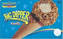 Blue Bunny Vanilla Dipper