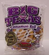 Big Texas Cinnamon Roll