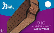 Blue Bunny Mississippi Mud