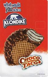 Klondike Choc Taco