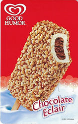 Good Humor Chocolate Eclair