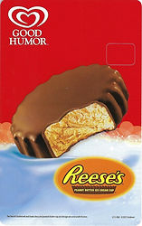 Good Humor Reese's ice cream
