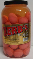 Herb's Pickled Eggs
