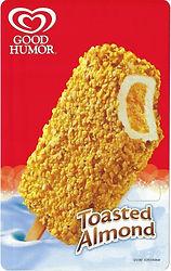 Good Humor Toasted Almond