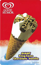Good Humor Giant King Cone