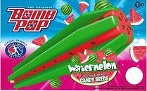 Blue Bunny Watermelon Bomb Pop