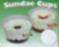 Garber's Sundae Cups