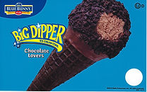 Blue Bunny Chocolate Lovers Dipper