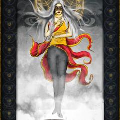Magician-Card