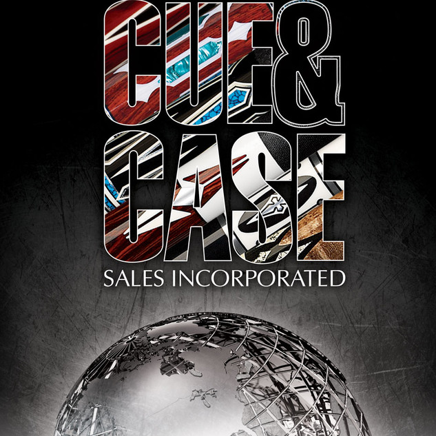 Cue and Case Catalog cover