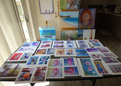 Prints of Olivia's Acrylic Paintings