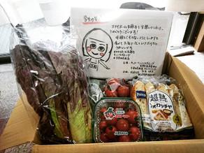 浜松ゼミが一人暮らしの学生に対し支援 124人に食料が届けられる