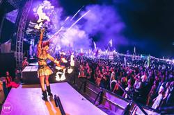 Fire costume imagine festival 2016
