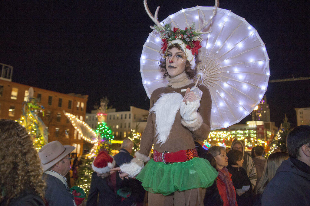 Rudolph full costume