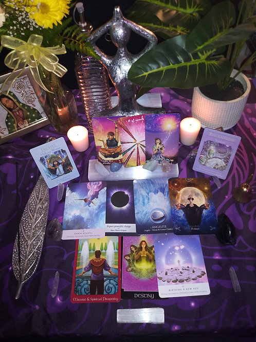 Angel Guidance Video Reading