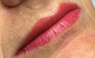 Permanent Makeup Lip Color