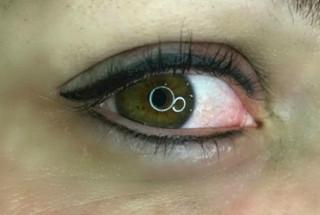 Permanent Makeup Eyeliner Wings
