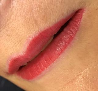 Permanent Makeup Lips