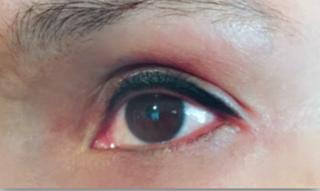 Permanent Makeup Healed