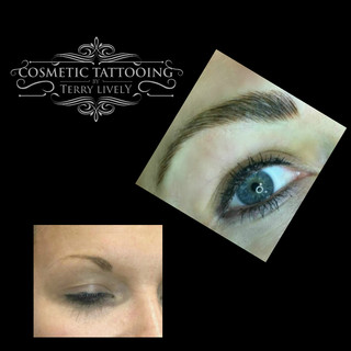 Microblading by Terry
