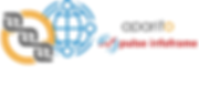 Aparito and Pulse partnership logo (land