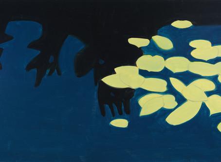 """Musée de l'Orangerie : les """"Nymphéas"""" d'Alex Katz en hommage à Claude Monet"""