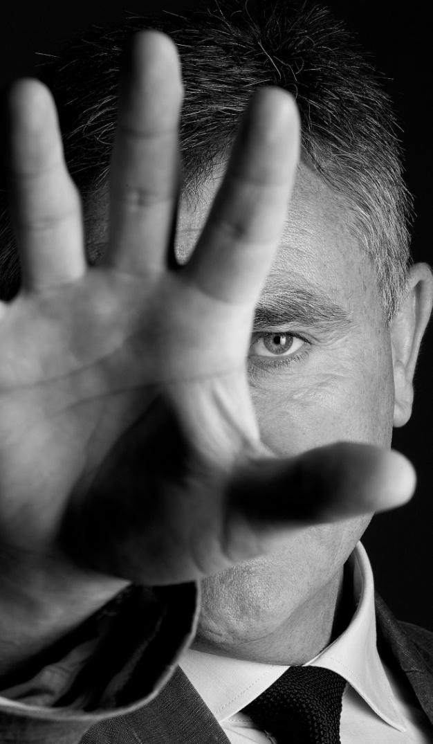 An evening with Andy McNab