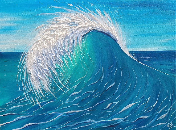 When Life Gives You Waves, Learn to Surf