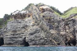 15-妻良湾蛇下り1
