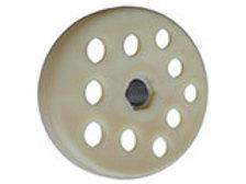 Роторный диск перосъемной машины