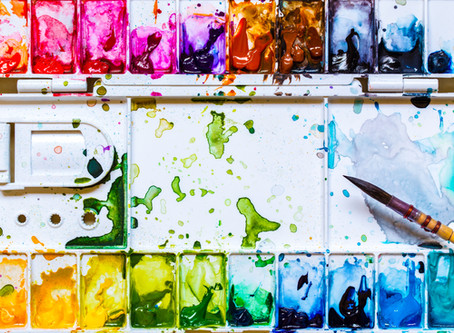 5 Reasons Why You Need to Start Watercolor Painting