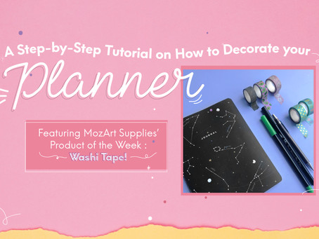 Planner Decoration the Easy Way