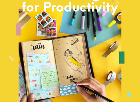 How to Increase Your Productivity Through Journaling