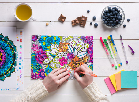 Why Adult Coloring Books Are So Good For You