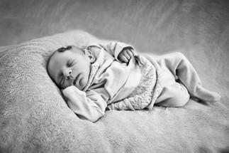 Newborn Letícia - Karen e Rafael